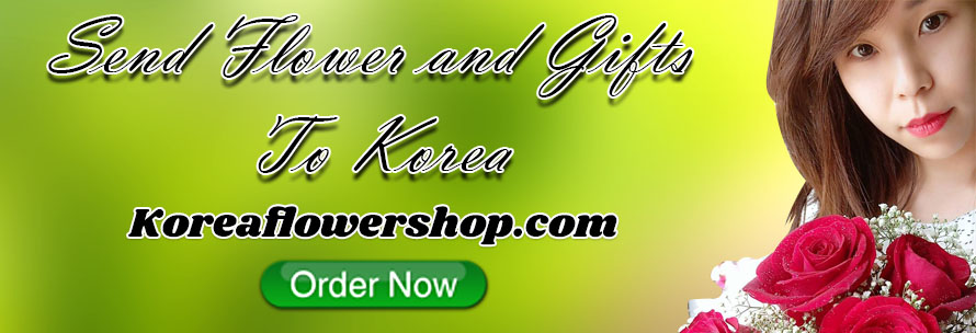 send flower and gifts to korea