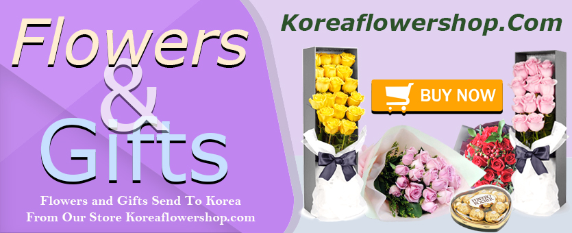 send flowers and gifts to korea