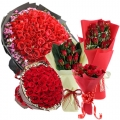 send quantity of roses to korea