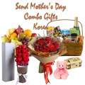 send mothers day combo gifts to korea
