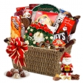 send christmas gifts basket to korea